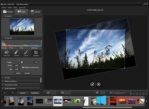 Ekran görüntüsü Photo! Editor Windows 8.1