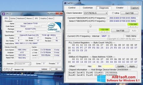 Ekran görüntüsü SetFSB Windows 8.1