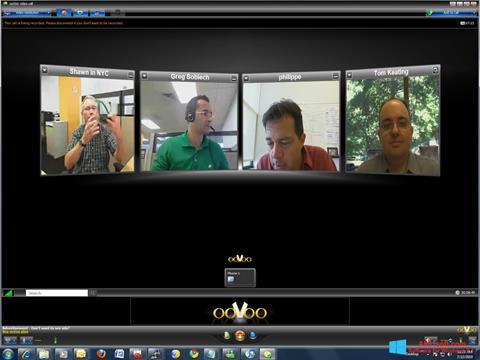 Ekran görüntüsü ooVoo Windows 8.1