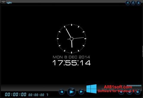 Ekran görüntüsü Daum PotPlayer Windows 8.1