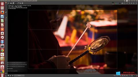 Ekran görüntüsü RawTherapee Windows 8.1